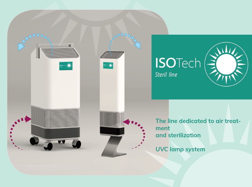 ISOTech UVC teknologia